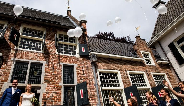 Kasteel Coevorden, Kasteel, Trouwen, Drenthe, Holsloot, Coevorden, Emmen,