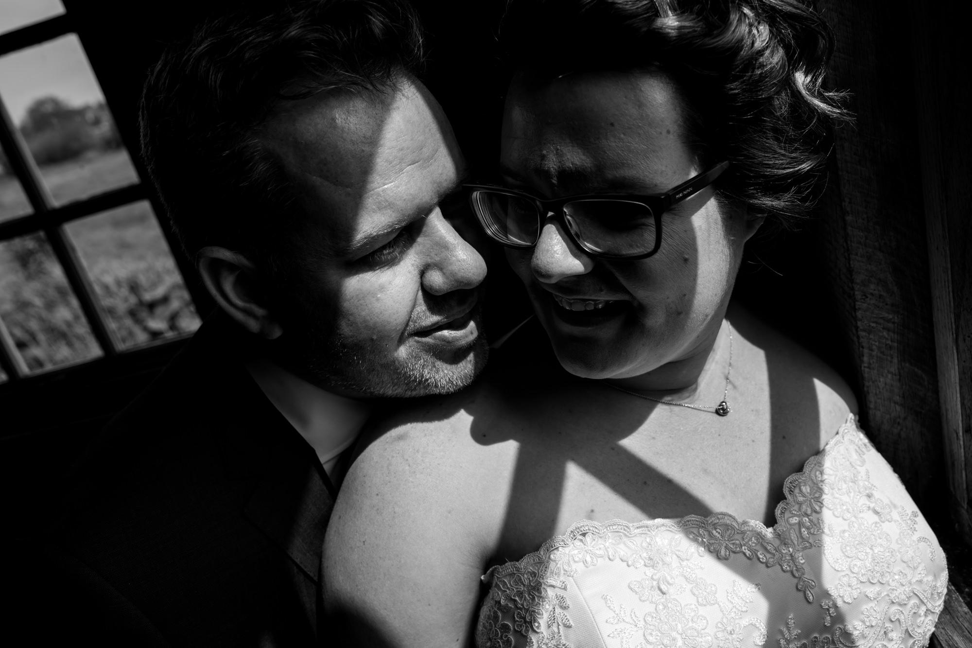 Trouwreportage Trouwen Twente Bruidsfotografie Bruid En